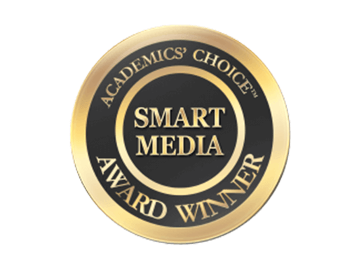 Academic's Choice Smart Media Award Winner